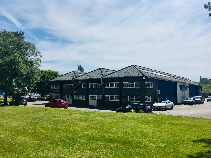 Office Unit - Unit D4, Romany Works, Holton Heath, Poole