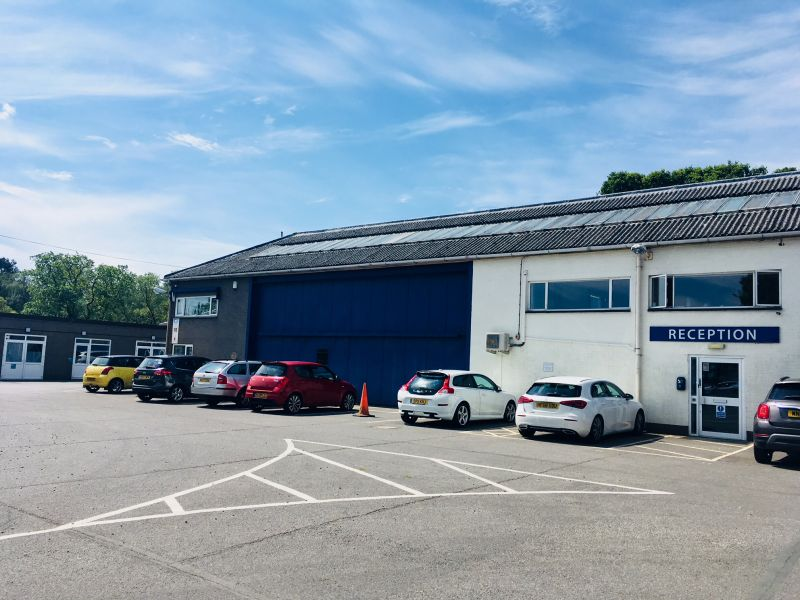 Office Unit - Unit B4, Romany Works, Holton Heath, Poole