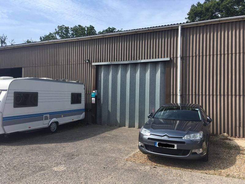 Industrial Unit - Unit J2a, Romany Works, Holton Heath, Poole