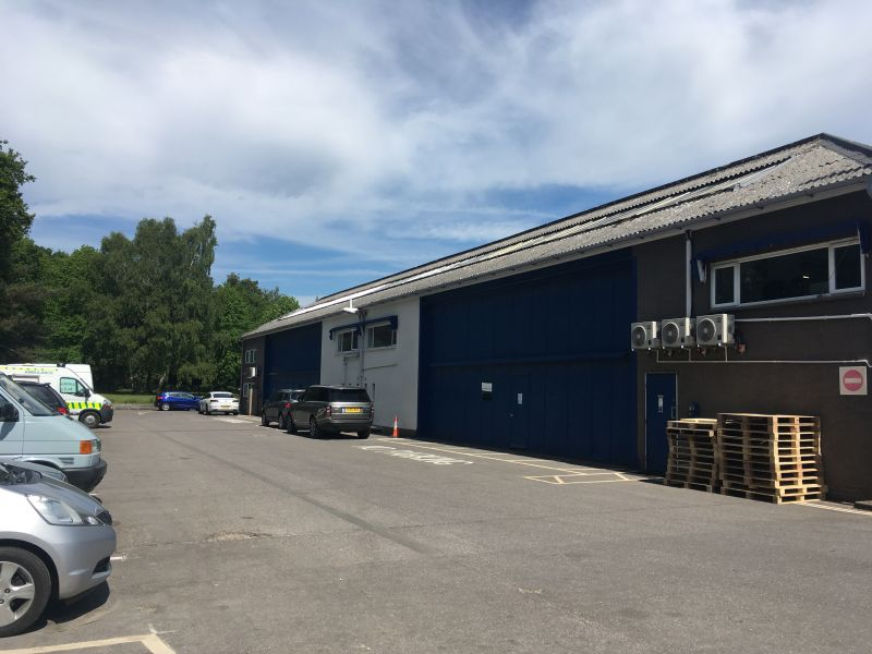 Workshop Unit - Unit G5, Romany Works, Holton Heath, Poole
