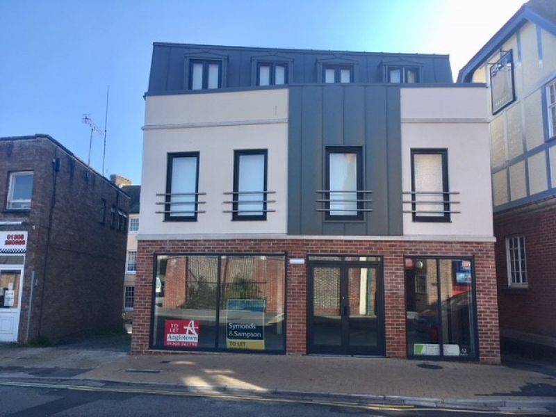 Retail Unit - Unit 1 South Terrace, Trinity Street, Dorchester, DT1 1TU