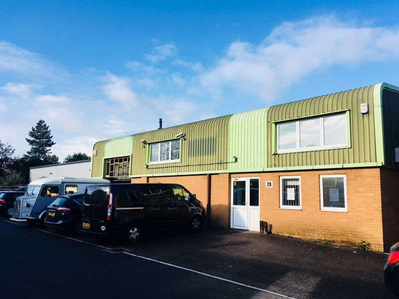 Office Unit - Unit 1, 28 Benson Road, Nuffield Industrial Estate, Poole, BH17 0GB