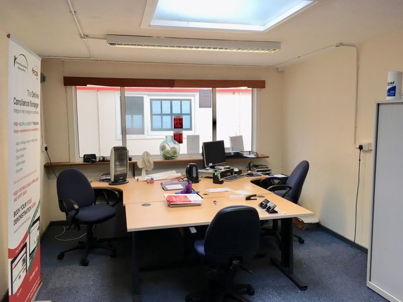 Office Unit - Unit D3, Romany Works, Holton Heath, Poole