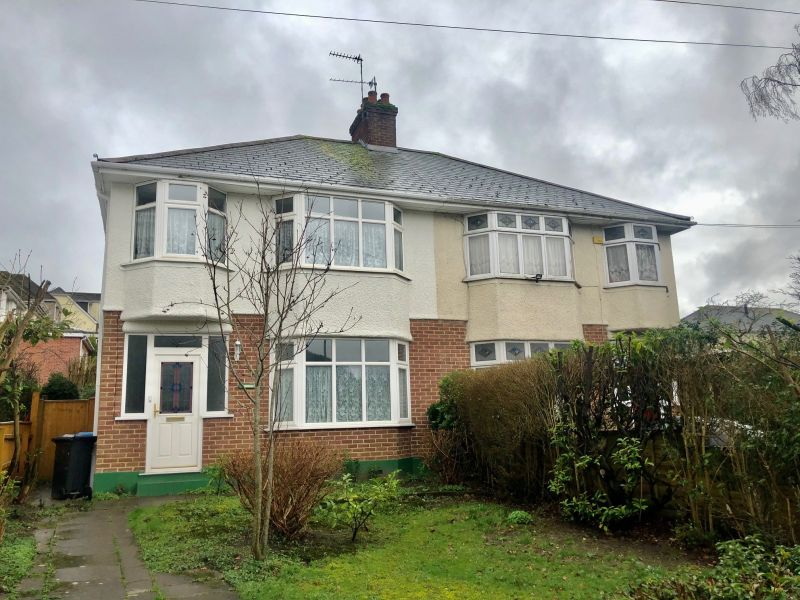 THREE bedroom semi detached house, with plenty of off road parking