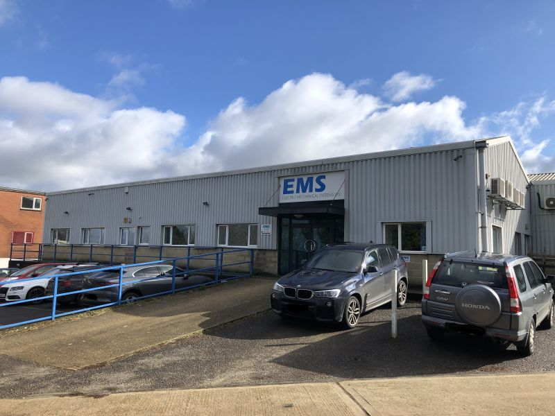Industrial Unit - Unit 12, Chalwyn Industrial Estate, Parkstone, Poole
