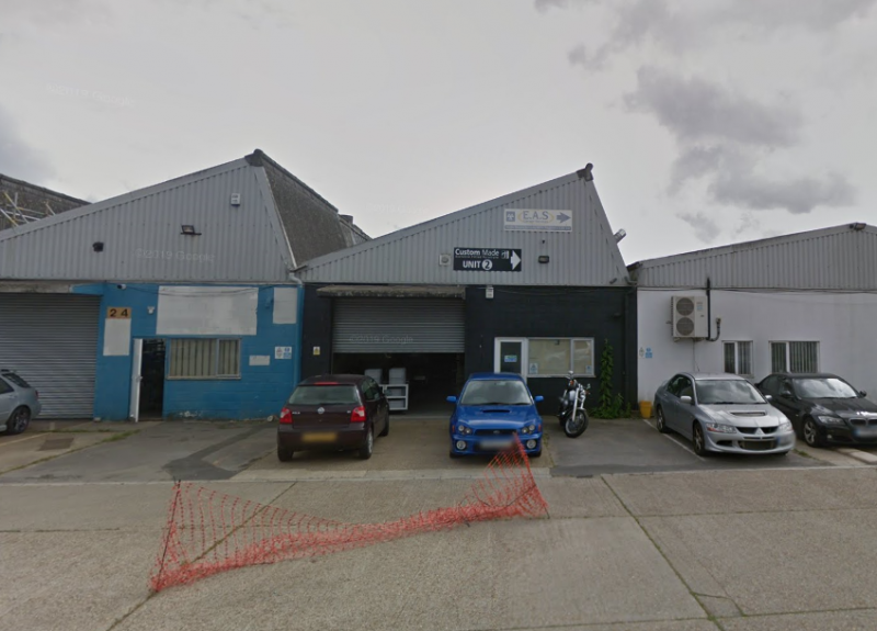 Industrial Unit - Unit 16E, Chalwyn Industrial Estate, Parkstone, Poole