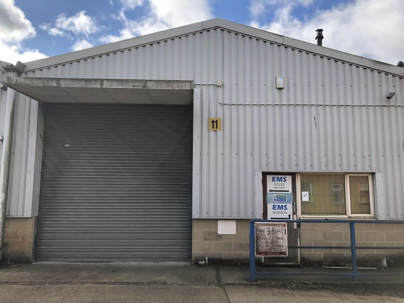 Industrial Unit - Unit 11, Chalwyn Industrial Estate, Parkstone, Poole