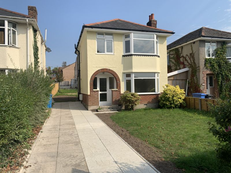 THREE bedroom detached house, refurbished throughout. Long term let.