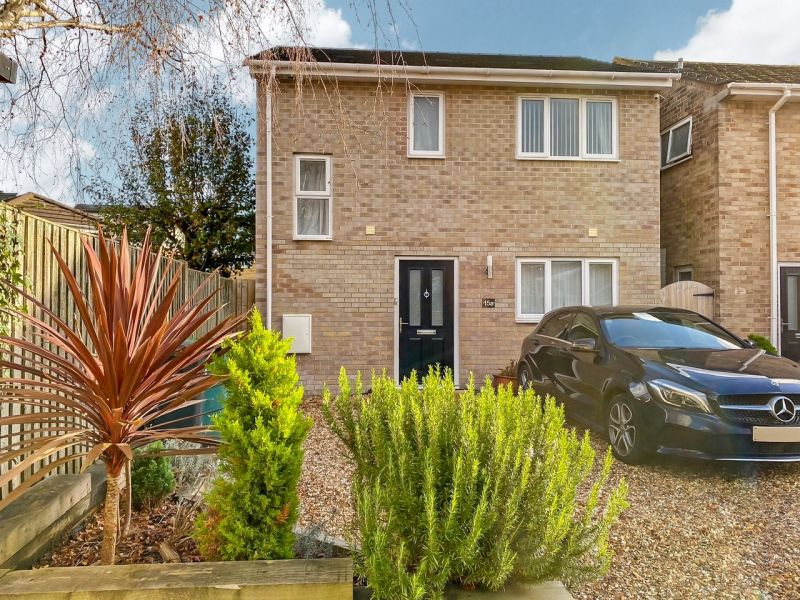 Newly built in 2018 detached THREE double bedroom house located in Canford Heath