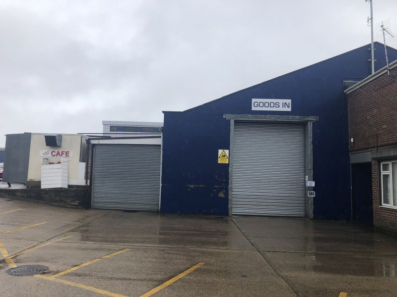 Industrial Unit - Unit 4, Chalwyn Industrial Estate, Parkstone, Poole