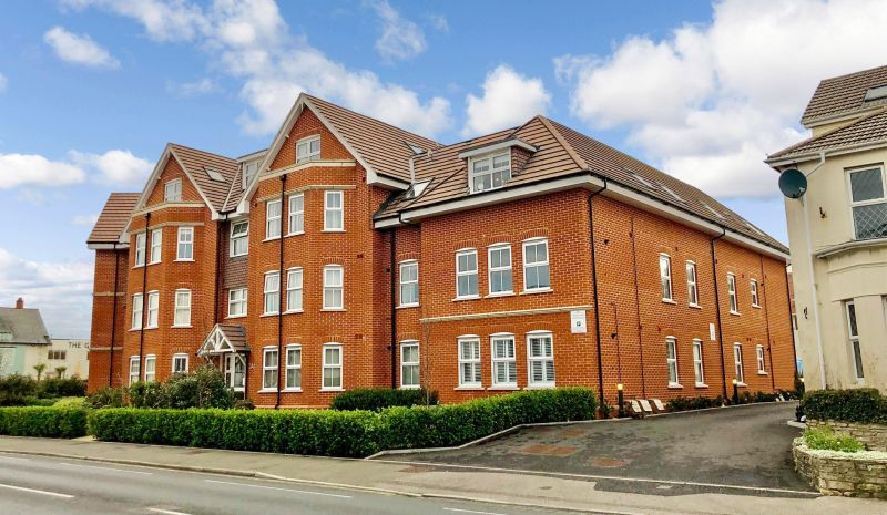 MODERN two bedroom flat for sale located on Bournemouth Road