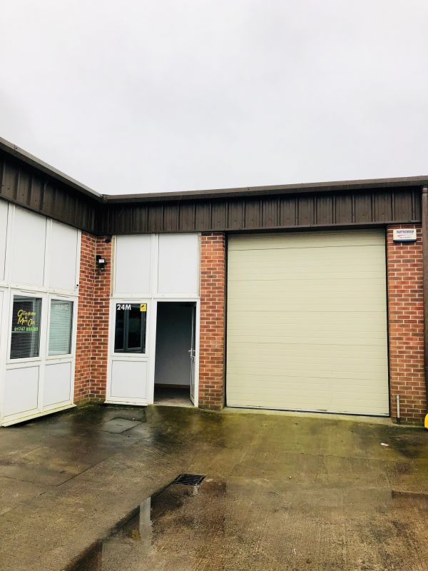 Industrial Unit - Unit 24M, Wincombe Business Park, Shaftesbury